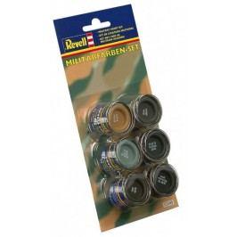 Revell Sada vojenských barev 32340 - 6x14ml