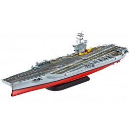 Revell ModelKit loď 05814 - U.S.S. Nimitz (CVN-68) (1:1200)