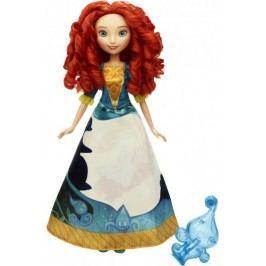 Disney Panenka s vybarvovací sukní Merida
