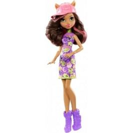 Monster High Příšerka Clawdeen Wolf