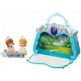 Disney Sofie První: Pohádkový kufřík - čajový set