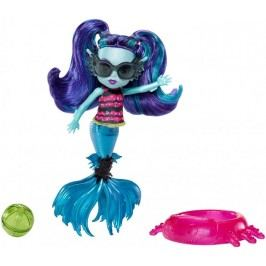 Mattel Monster High Sourozenci Ebbie Blue