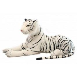 Lamps Tygr bílý plyš