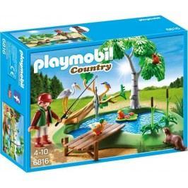 Playmobil 6816 Chovný rybník
