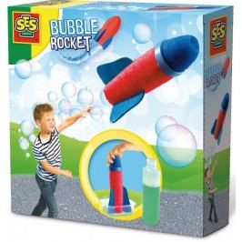 SES Raketa s bublinami