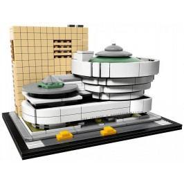 LEGO® Architecture 21035 Guggenheimovo muzeum