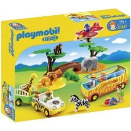 Playmobil 5047 Velké africké safari (1.2.3.)