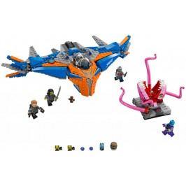 LEGO® Super Heroes 76081 Vesmírná loď Milano vs. Abilisk