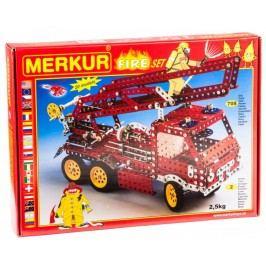 Merkur Stavebnice FIRE Set 20 modelů 708ks