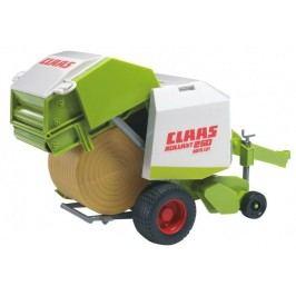 Bruder Claas Rollant 250 vlek k traktoru na výrobu balíků slámy 1:16