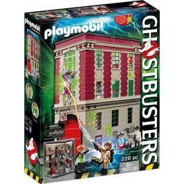 Playmobil 9219 Ghostbusters Požární zbrojnice