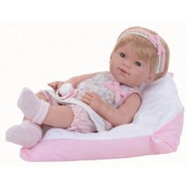 Nines panenka novorozeně Primavera 37 cm holka