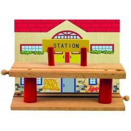 Woody Víceúrovňové nádraží