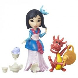 Disney Mini princezna s kamarádkou - Mulan