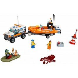 LEGO® City 60165 Vozidlo zásahové jednotky 4x4