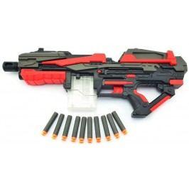 Teddies Pistole na pěnové náboje na baterie - II. jakost