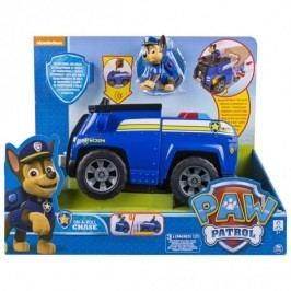 Spin Master Paw Patrol Vozidlo s funkcí a efekty Chase modré