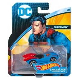 Hot Wheels DC Kultovní angličák Superman