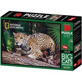 Lamps 3D Puzzle Jaguar 500