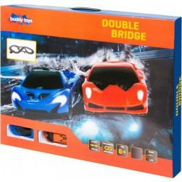 Buddy Toys BST 1441 Autodráha Double Bridge 440 cm