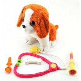 Teddies Interaktivní nemocný pes