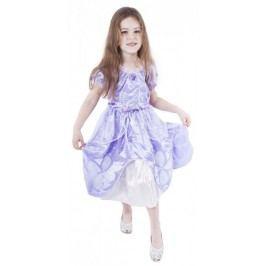 Rappa Kostým princezna fialová S