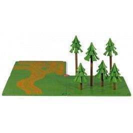 SIKU World - příslušenství polní a lesní cesty