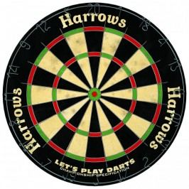 Harrows Terč Lets Play Darts