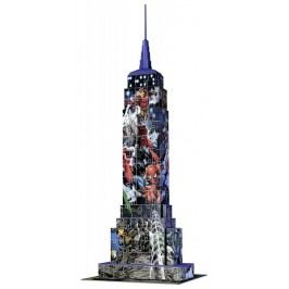 Ravensburger Avengers - Empire State Building 216 dílků