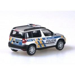 Abrex Škoda Yeti - Policie ČR