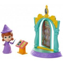 Disney Sofie První: mini hrací set - kouzelná knihovna