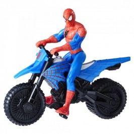 Spiderman 15cm figurka s vozidlem Spider-Man