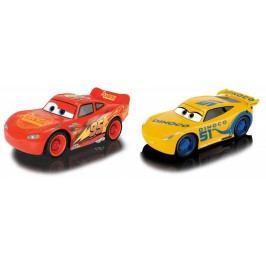 Dickie RC Cars 3 Sada Blesk McQueen a Cruz Ramirezová