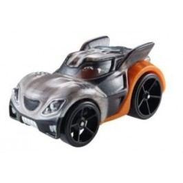 Hot Wheels Marvel Kultovní angličák oranžovo-stříbrný