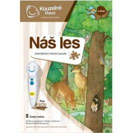 Albi KOUZELNÉ ČTENÍ Puzzle Náš les