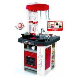Smoby Kuchyňka Tefal Studio červená elektronická