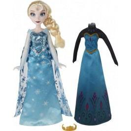 Disney Frozen panenka s náhradními šaty Elsa