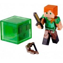 TM Toys Minecraft - Alex sběratelská figurka s doplňky