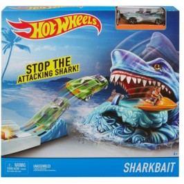 Hot Wheels Klasická hrací souprava Sharkbait