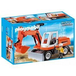 Playmobil 6860 Bagr s radlicí