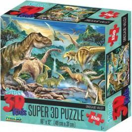Lamps 3D Puzzle Dinosauři 150 dílků