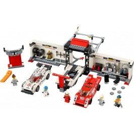 LEGO® Speed Champions 75876 Porsche 919 Hybrid a 917K ulička v boxech