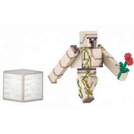 TM Toys Minecraft - Golem sběratelská figurka s doplňky