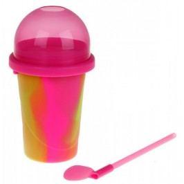 Chill Factor Výroba ledové tříště - Slushy maker růžová