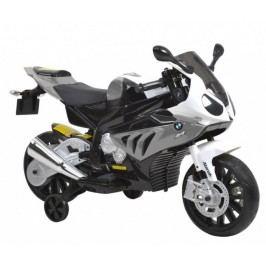 Hecht S1000RR - motorový motocykl BMW - šedý