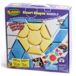 Montessori pomůcky Bubber Smart Shape Mandaly