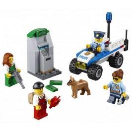 LEGO® City 60136 Policie – startovací sada