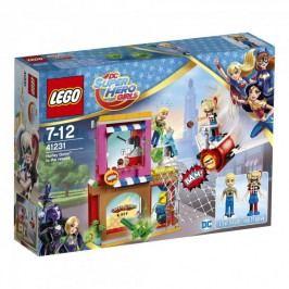 LEGO® Super heroes 41231 Harley Quinn™ spěchá na pomoc