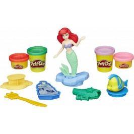Play-Doh Ariel a kamarádi