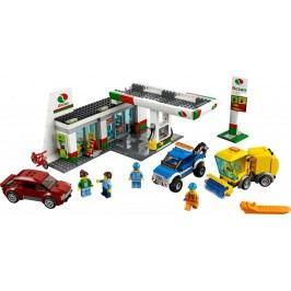 LEGO® City 60132 Benzínová stanice